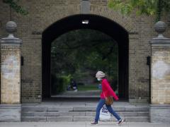 """加拿大多伦多大学收到一笔2.5亿加元的捐款,该校表示,这笔""""将会带来巨变的"""